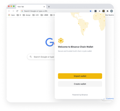 Binance Chain Wallet Browsers